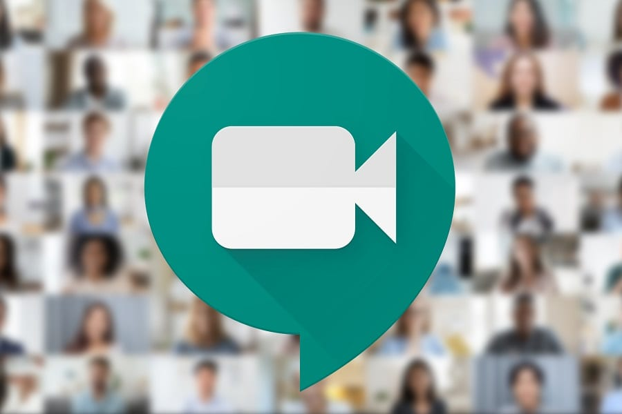 Google Hangouts as Google Meet