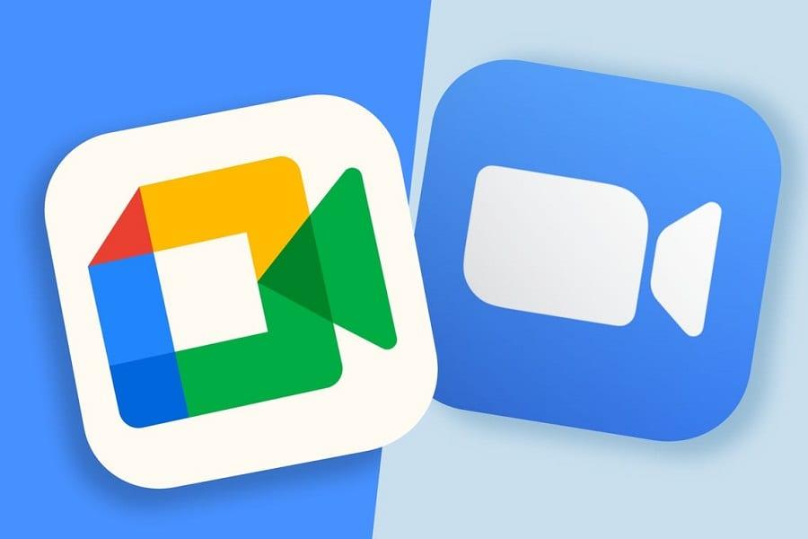 google meet vs zoom comparison