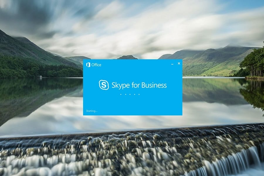 Uninstall Skype for Business