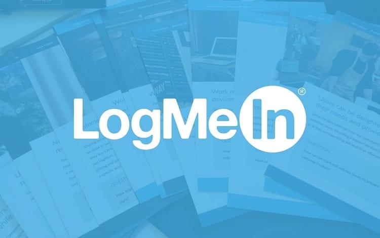 Logmein remote desktop software