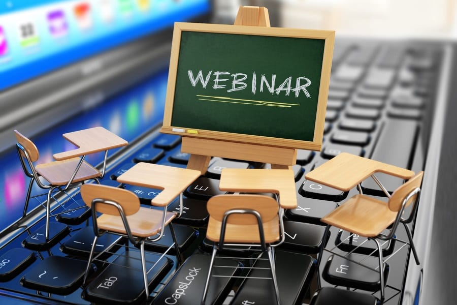 Webinar and what is all about