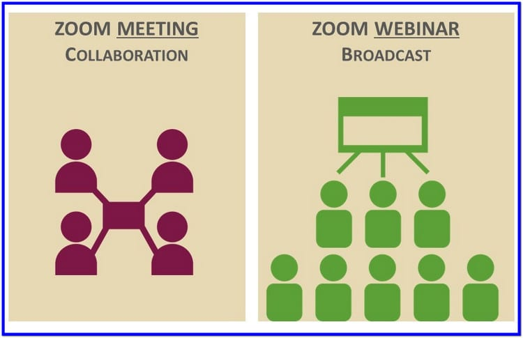 webinar and meeting graphic