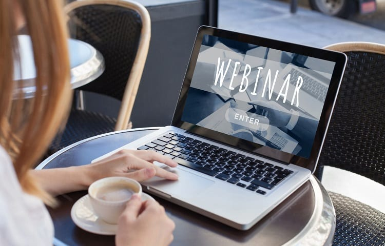 what excatly is webinar