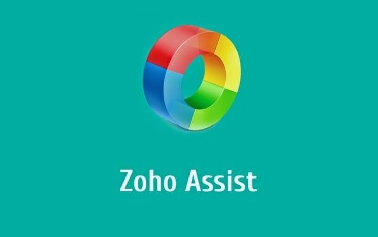 Zoho Assist remote desktop software
